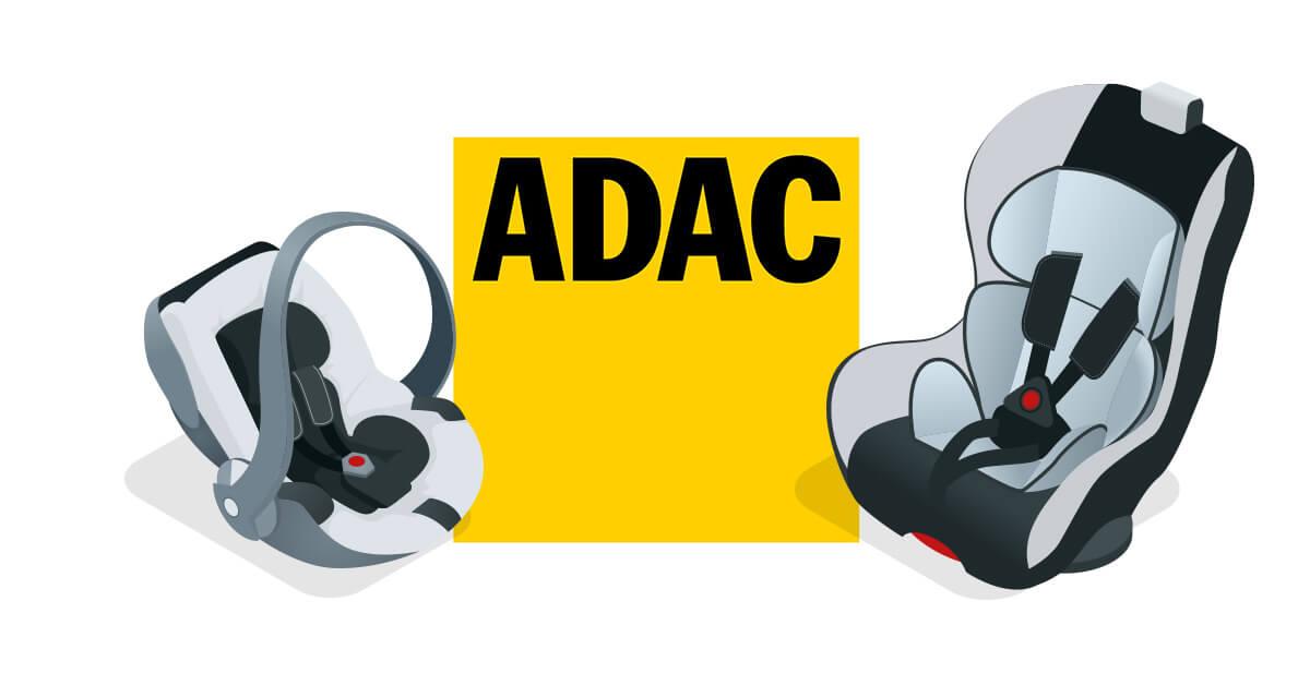 Sicherheit im Auto – der ADAC Kindersitztest 2017 - Service
